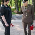 Встреча с ветеранами Великой Победы