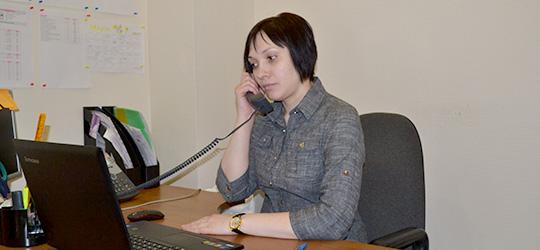 Работа call-центра