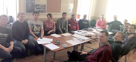 Встреча рабочей группы по проведению круглого стола