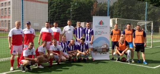 Футбольный турнир «За жизнь»